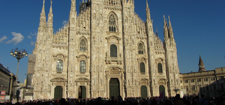 Reis naar Milaan in de herfstvakantie!